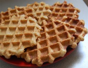 Soy Waffles
