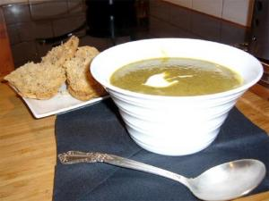 Cream Of Lentil Soup