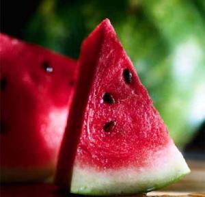 Watermelon Brings Down Blood Pressure