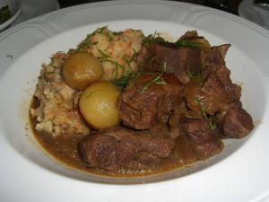 Belgian Beef Carbonade