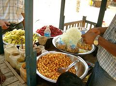 Burmese Pickled Fruits