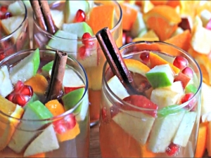 Sparkling Thanksgiving Punch
