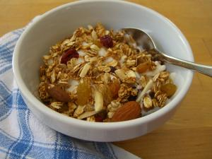 Quick And Easy Granola