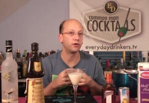Crazy White Sky Cocktail