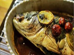 Italian Stuffed Fish