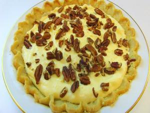 Bettys Vanilla Praline Pie Mothers Day