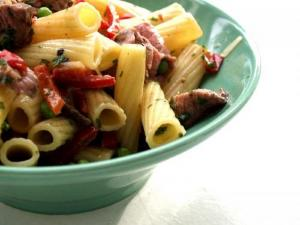 Chili Beef Pasta-A Healthy Version