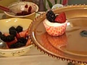 Cheesecake Cupcakes by Rosalie Fiorino Harpole