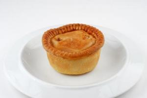 Country Style Pork Pie