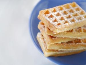 Leavened Waffle