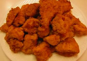 Boneless Hot Wings
