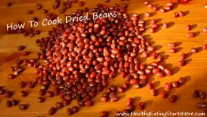 How To Cook Dried Beans Perfectly