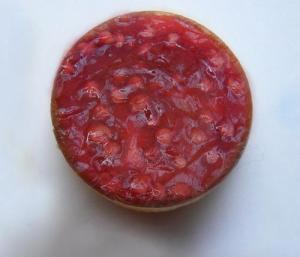 French Sweet Cherry Flan