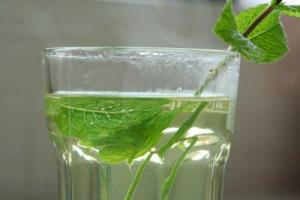 Peppermint tea – the healthy drink