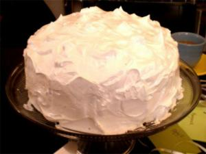 Sour Cream Cake Filling