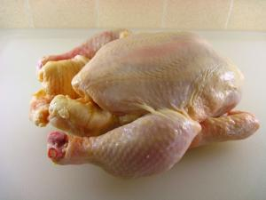How to eat the whole chicken.