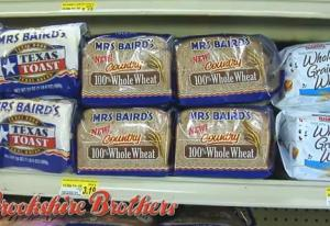 Mrs. Baird's Country 100% Whole Wheat Bread – A Nutritious Choice