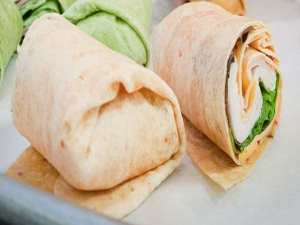 Winter Warmer Wraps