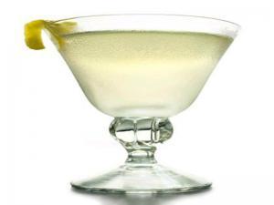 Yvonne's Sunshine Martini