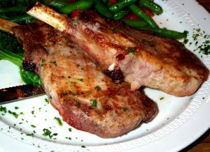Pork Chops Baked In Wine