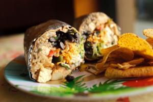 Spokane's Best Burritio Show www.hispanicfoodnetwork.com