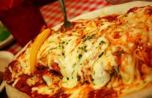 Crabmeat Lasagna