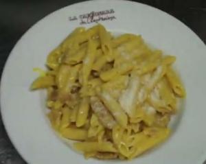 Italian  Pasta Alla  Carbonara
