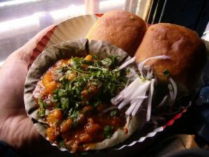Bhaji Pau