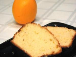 Lynn's Orange Yogurt Bread