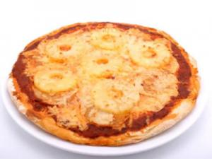 Pizza Hawaii - Pizzabacken mit Attila Vegan