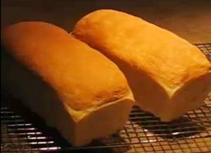 Homemade  White Bread Loaf