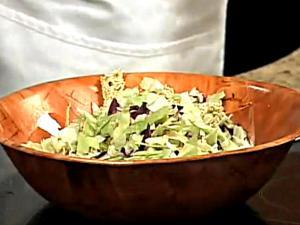 Oriental Salad Meal