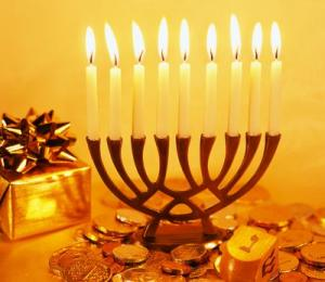 Hannukah also known as the Festival of Lights, is an eight-day Jewish holiday commemorating the rededication of the Holy Temple.