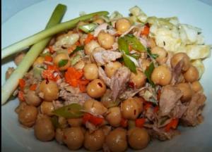Gluten Free Tuna Salad with Beans