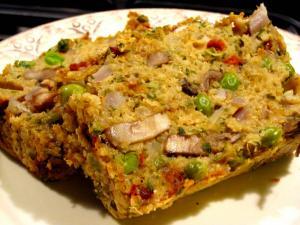 Gluten-Free Quinoa Loaf