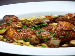 Cacciatore Pineapple Chicken