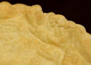 Quick Flaky Pie Crust