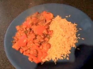 Zuza Zak's Weeknight Dinners: Fried Pinto Beans and Brown Rice