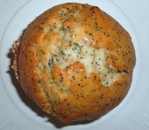 Poppy Seed Pound Cake Muffins