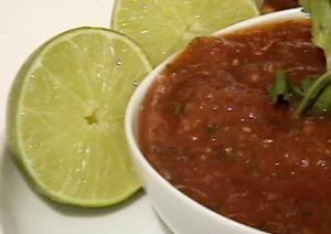 Tucson Style Salsa