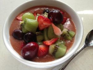 Fruit Soups