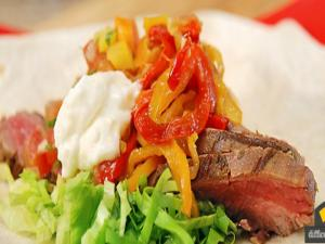Saturday Chefs - Beef Fajitas