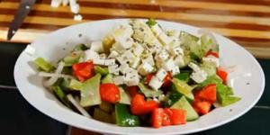 Low-Fat Greek Salad