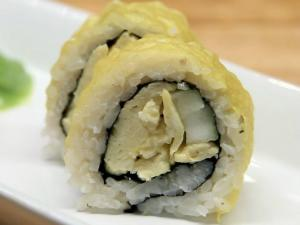 How to Make Sushi - Yellow Rolls