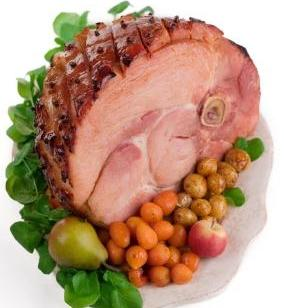 Easter Ham With Oxford Sauce