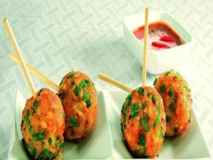 Spinach and Cheese Balls (Protein Rich Recipes) by Tarla Dalal