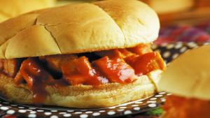 BBQ Turkey Sandwiches