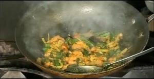 Okra - Bhindi Curry