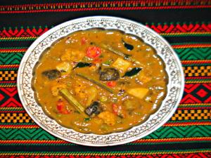 Delicious Sindhi Kadhi