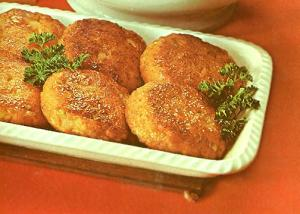 Chicken And Ham Patties